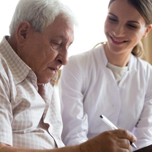 Hoe om te gaan met dementie?
